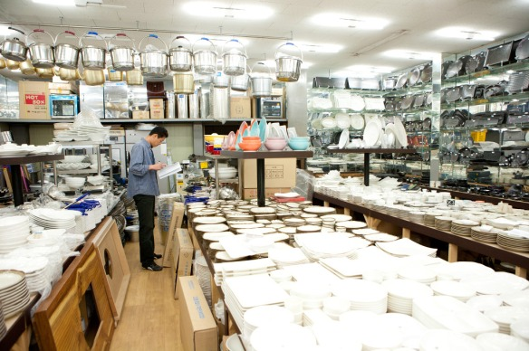 Wholesale Kitchenware Store